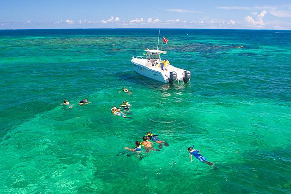 Key Largo Private Snorkel Tours Charters Happy Kat